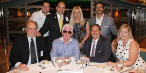 Doral Chamber of Commerce Carnival Cruise Luncheon.