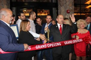 Novecento Grand Opening hosted by the Doral Chamber of Commerce